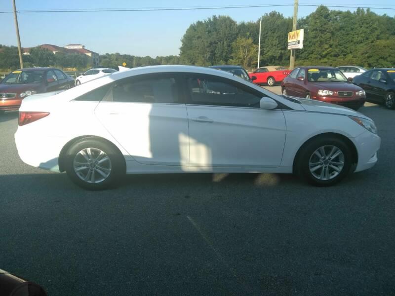 2013 Hyundai Elantra GLS 4dr Sedan 6A - Fayetteville NC