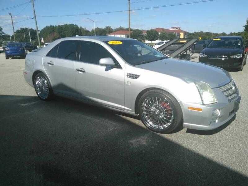 2011 Cadillac STS V6 Luxury 4dr Sedan - Fayetteville NC