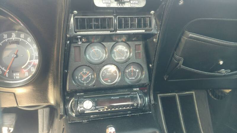 1972 Chevrolet Corvette  - Fayetteville NC