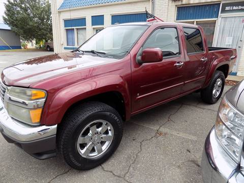 2009 GMC Canyon for sale in Lincolnton, NC