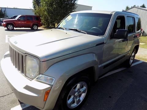 2011 Jeep Liberty for sale in Lincolnton, NC