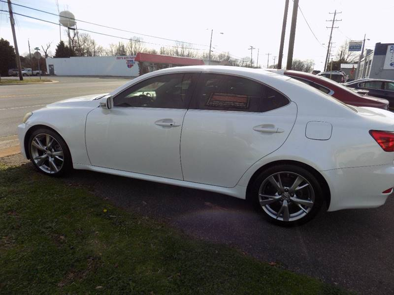 2009 Lexus IS 250 for sale at Pro-Motion Motor Co in Lincolnton NC