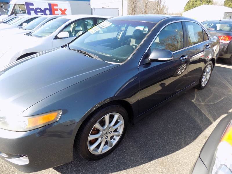 2008 Acura TSX for sale at Pro-Motion Motor Co in Lincolnton NC