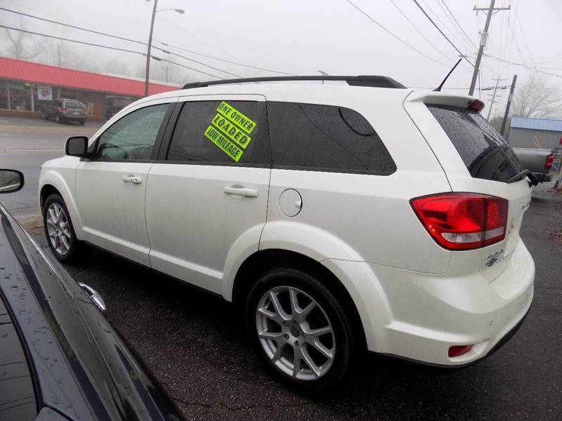 2015 Dodge Journey for sale at Pro-Motion Motor Co in Lincolnton NC