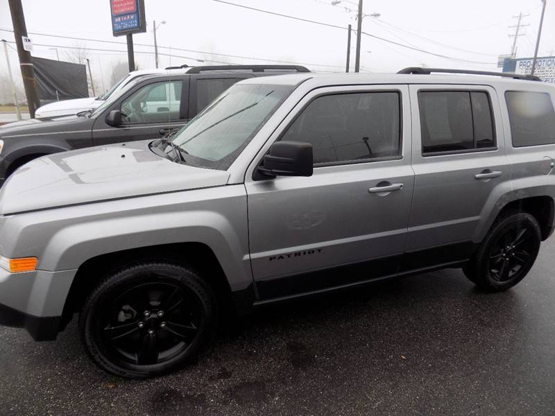 2014 Jeep Patriot for sale at Pro-Motion Motor Co in Lincolnton NC