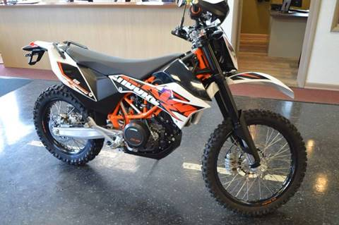 2017 KTM 690 Enduro R for sale in Johnstown, PA