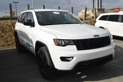 2018 Jeep Grand Cherokee for sale in Johnstown, PA