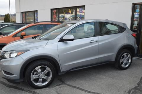 2018 Honda HR-V for sale in Johnstown, PA