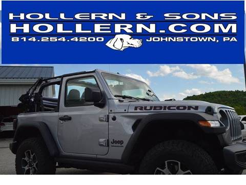 2018 Jeep Wrangler for sale in Johnstown, PA