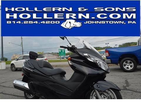 2008 Suzuki Burgman for sale in Johnstown, PA