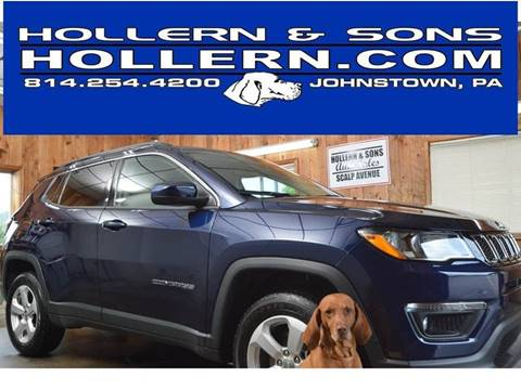 2019 Jeep Compass for sale in Johnstown, PA