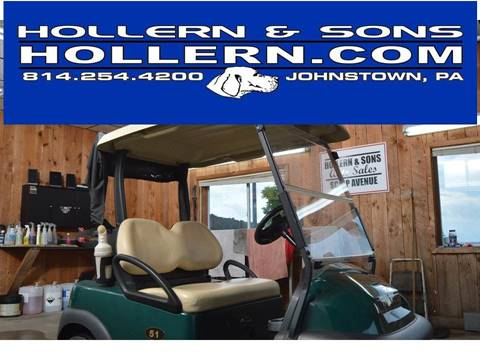 Club Car For Sale in Johnstown, PA - Hollern & Sons Auto Sales