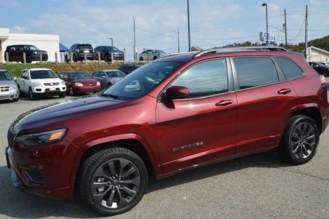 2019 Jeep Cherokee for sale in Johnstown, PA
