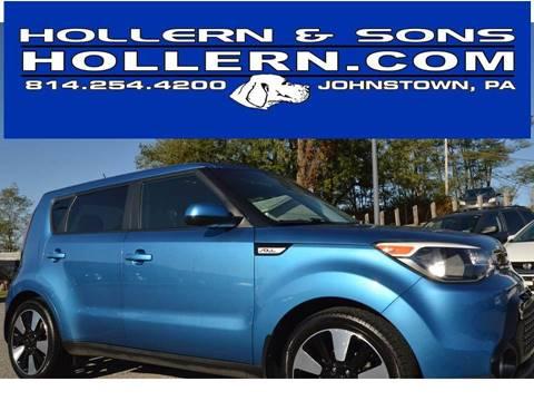2016 Kia Soul for sale in Johnstown, PA