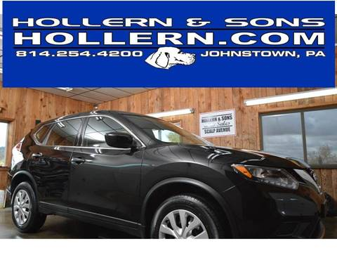 2016 Nissan Rogue for sale in Johnstown, PA