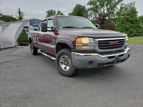2003 GMC Sierra 2500HD for sale in Suffield, CT