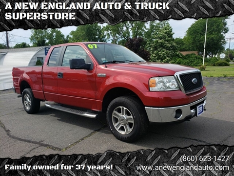 A NEW ENGLAND AUTO & TRUCK SUPERSTORE – Car Dealer in Suffield, CT