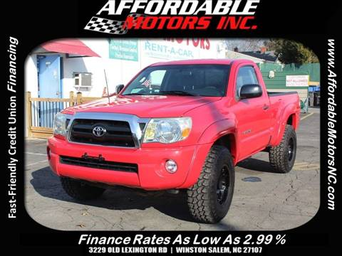 2007 Toyota Tacoma for sale in Winston Salem, NC
