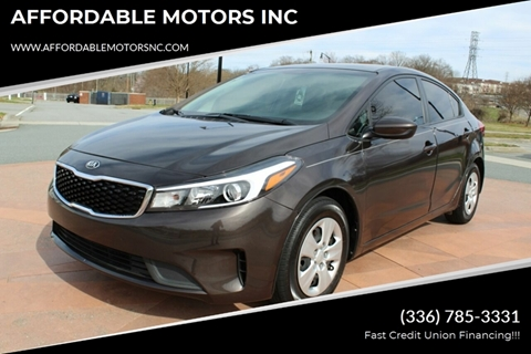 2017 Kia Forte for sale in Winston Salem, NC