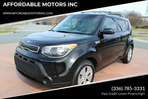 2016 Kia Soul for sale in Winston Salem, NC