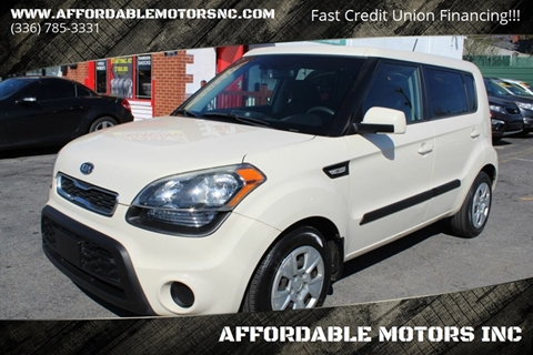 2012 Kia Soul for sale in Winston Salem, NC