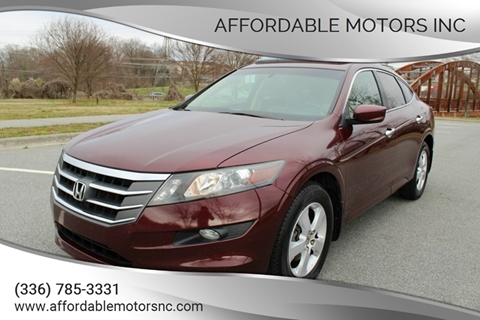 2012 Honda Crosstour for sale in Winston Salem, NC