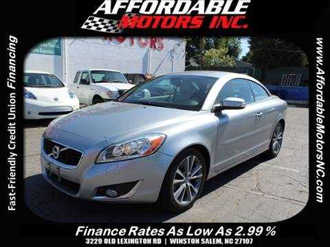 2013 Volvo C70 for sale in Winston Salem, NC
