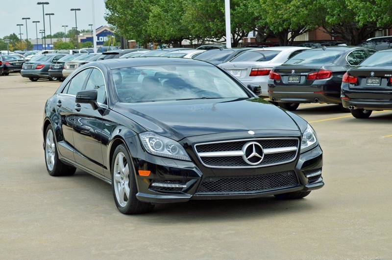 2014 mercedes benz cls cls 550 in dallas tx silver star for Mercedes benz silver star