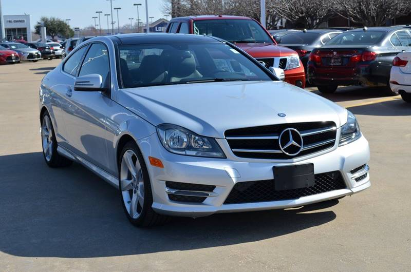 2014 Mercedes Benz C Class For Sale At Silver Star Motorcars In Dallas TX