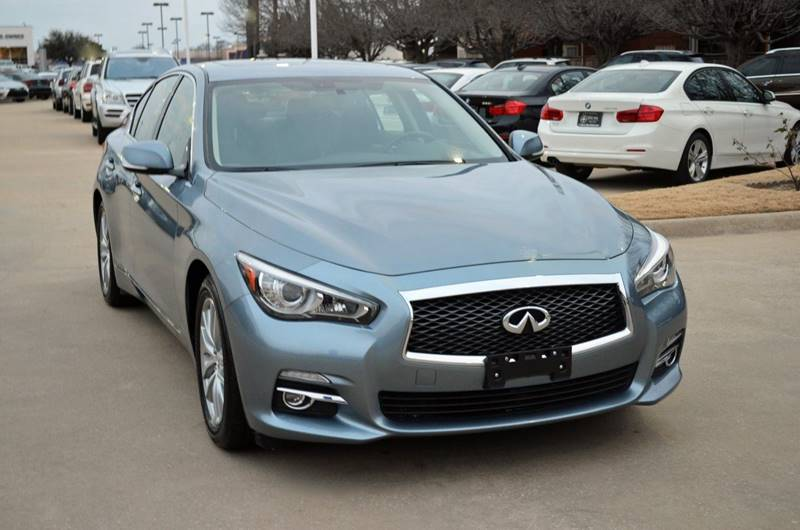 infinity for htm sedan used sale infiniti frisco premium certified tx