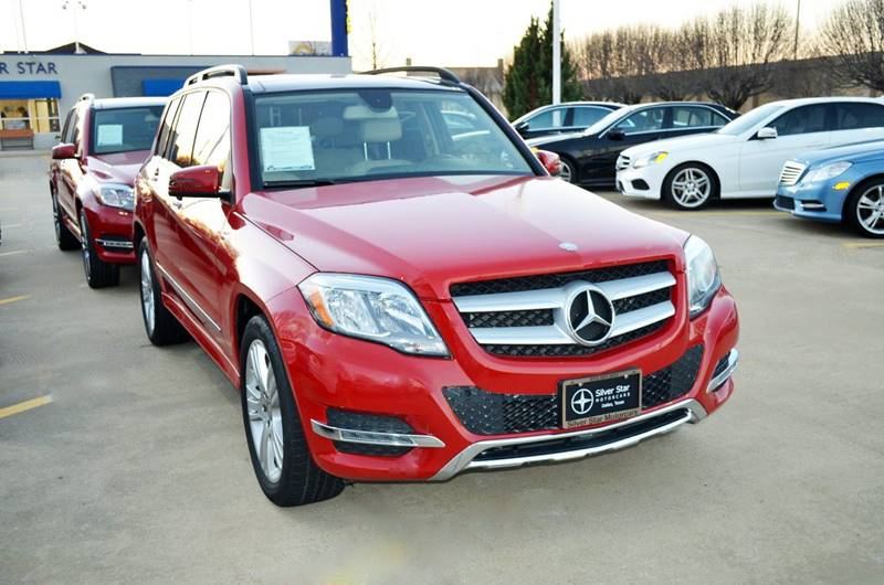 2015 Mercedes Benz GLK For Sale At Silver Star Motorcars In Dallas TX