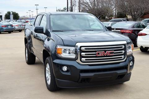 2017 GMC Canyon for sale in Dallas, TX