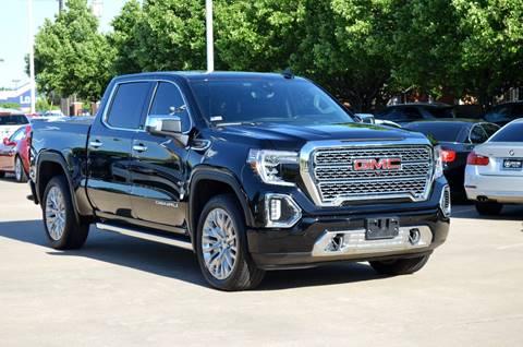 2019 GMC Sierra 1500 for sale in Dallas, TX