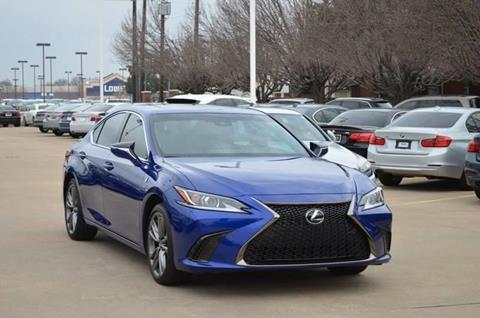 2019 Lexus ES 350 for sale in Dallas, TX