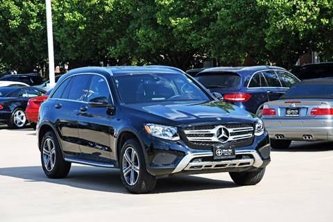 2019 Mercedes-Benz GLC for sale in Dallas, TX