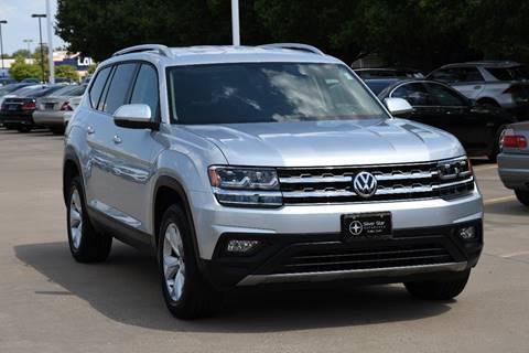 2019 Volkswagen Atlas for sale in Dallas, TX