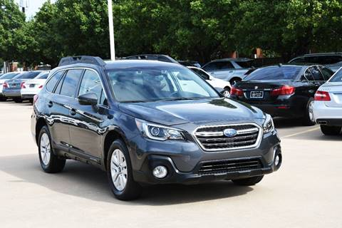 2018 Subaru Outback for sale at Silver Star Motorcars in Dallas TX