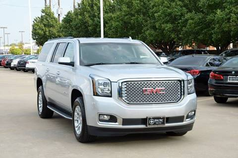 2019 GMC Yukon XL for sale in Dallas, TX