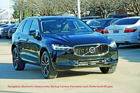 2019 Volvo XC60 for sale at Silver Star Motorcars in Dallas TX