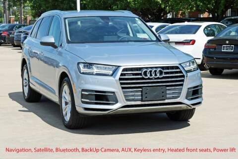 2019 Audi Q7 for sale at Silver Star Motorcars in Dallas TX