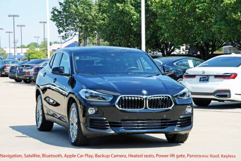 2020 BMW X2 for sale at Silver Star Motorcars in Dallas TX