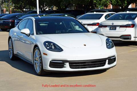 2019 Porsche Panamera for sale at Silver Star Motorcars in Dallas TX
