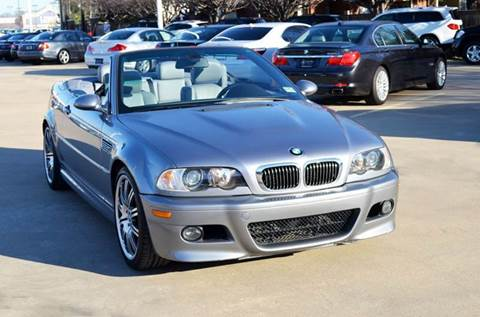 2006 BMW M3 for sale at Silver Star Motorcars in Dallas TX