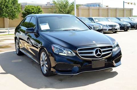 2014 mercedes benz e class for sale in dallas tx for Mercedes benz for sale in dallas tx