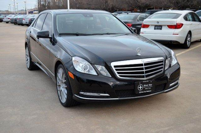2012 mercedes benz e class in dallas tx silver star for Mercedes benz dallas for sale