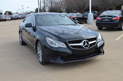 Used mercedes benz e class for sale in dallas tx for Mercedes benz dallas for sale