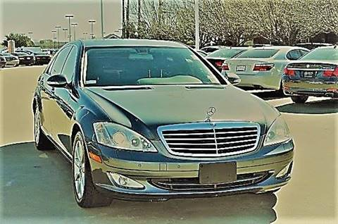 2007 Mercedes-Benz S-Class for sale in Dallas, TX