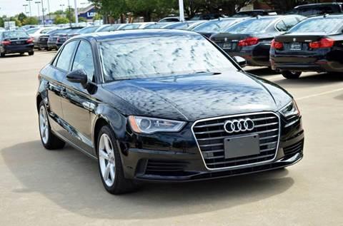 2016 Audi A3 for sale in Dallas, TX