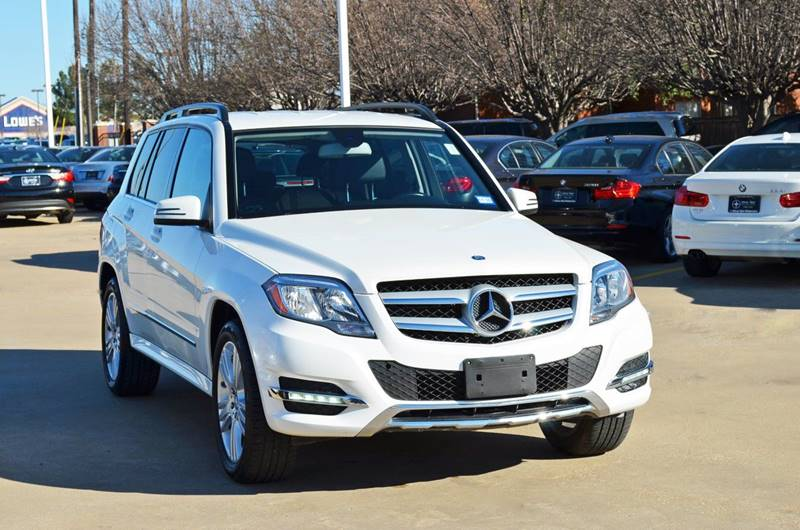 2014 Mercedes Benz GLK For Sale At Silver Star Motorcars In Dallas TX