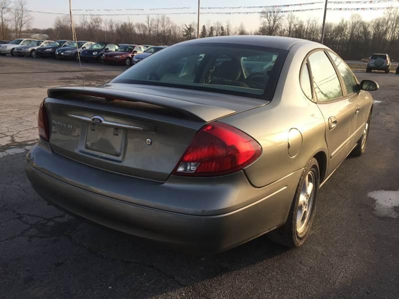 2003 ford taurus se 4dr sedan in murphysboro il best buy auto sales vehicle options publicscrutiny Gallery